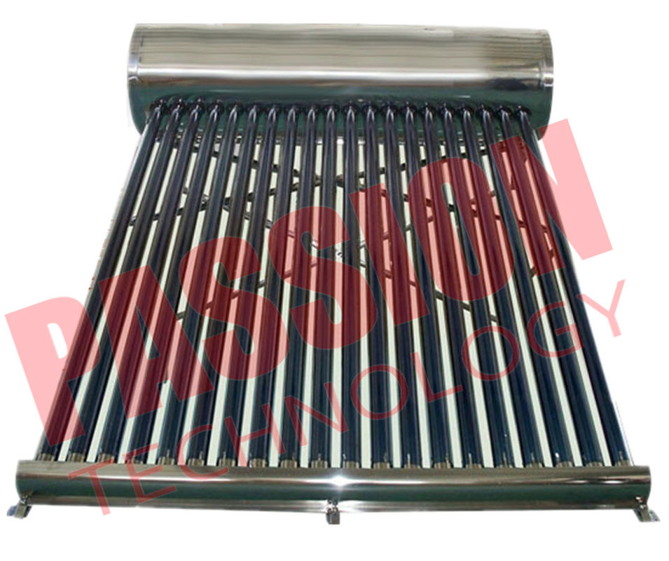 Vacuum Tube Solar Water Heater Thermosiphon System