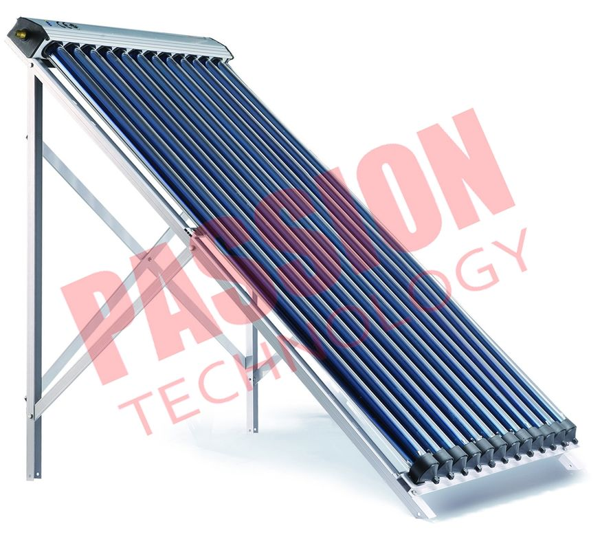 14*70mm Condenser Copper Keymark Approved High Efficiency Heat Pipe Solar Collector
