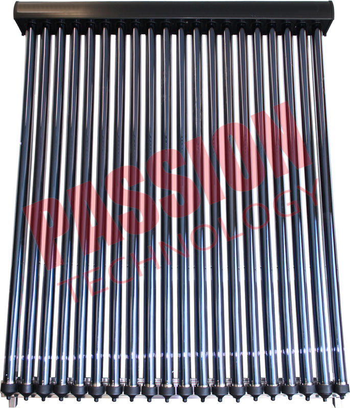 Split Pressurized Heat Pipe Solar Collector For Solar Energy Water Heater
