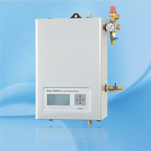 Copper Pipe Solar Pump Station For Split Solar Water Heater System SR981S