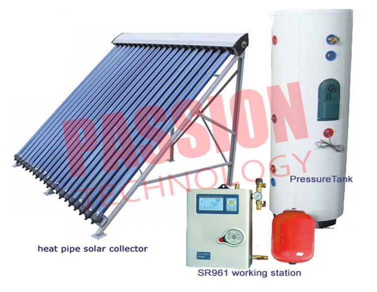High Pressure Solar Water Heater , Split Solar Assisted Water Heater
